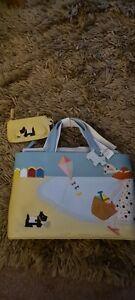 Radley Signature Bag Picture Bag By The Seaside Handbag