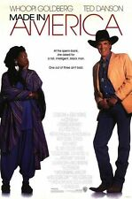 Made in America Original Double-Sided 1 Sheet Rolled Movie Poster 27x40 NEW 1993