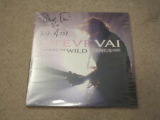 Steve Vai - Signed & Numbered Album Cover