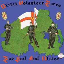 ***ULSTER VOLUNTEER FORCE***  ***For God & Ulster*** - LOYALIST/ORANGE/ULSTER