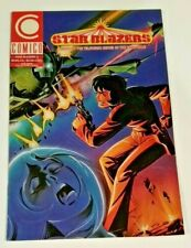 Star Blazers #2, Life During Wartime, 1989 Comico