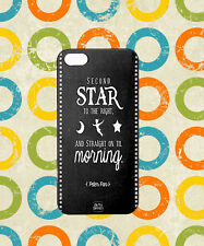 Peterpan Star Tinker Bell Quotes Case For iPhone iPad Samsung Galaxy Cover 409