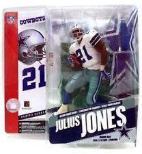 Julius Jones Dallas Cowboys NFL McFarlane Action Figure Debut NIB NIP Series 11