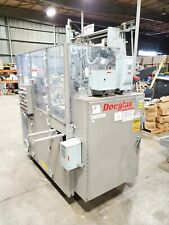 Douglas Packaging Machine SSTF/L Tray Former Erector 11 1/2