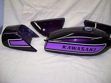 KAWASAKI PURPLE Custom Mix Paint for Kawasaki Motorcycles- QUART - H2