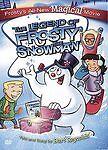 Legend of Frosty the Snowman DVD Region 1 BRAND NEW DVD IN SHRINK WRAP!