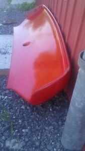 Showcars Whale Tail that fits Nissan Datsun 240z-260z-280z 70-78