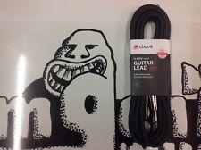 High quality guitar cable lead 6m 6,0 m 8 m de câble mono jack 6.3 mm à jack 190150