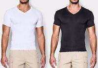 Under Armour 1216010 Men's Tactical HeatGear® Compression V-Neck T-Shirt M-3XL