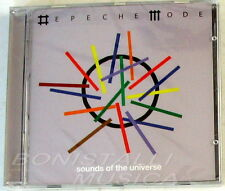 DEPECHE MODE - SOUNDS OF THE UNIVERSE - CD Sigillato