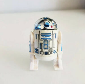 Vintage Star Wars Solid Dome R2d2 First 12