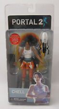 NECA Portal 2 CHELL Valve 2013 with Working LED New in Package!