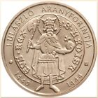 Hungary 2000 forint 2020 The Gold Florin of King Vladislaus I. Ulászló Brass BU