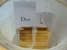 CHRISTIAN DIOR EMPTY PAPER GIFT BAGS X 3