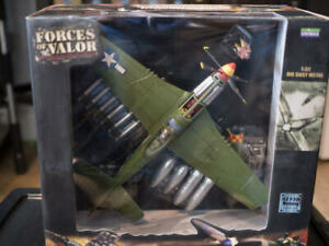 Forces Of Valor - 1:32 North American P-51D Mustang USAAF 357th FG #80523