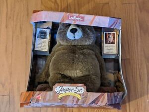 Lou Rankin Friends Jasper Sr Limited Ed Collectible Bear Dakin 1999 NEW