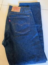 Vtg Men's Levi's 501xx Button Fly Shrink To Fit Made in USA 32x32