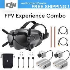 DJI Digital FPV Goggles and 2 x Air units no remote - Experience Combo