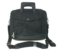 Dell Brand Black Computer Case Laptop Tablets Shoulder Messenger Bag NEW NWOT