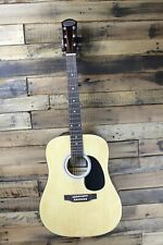 Johnson Jg-555-Na Dreadnought Acoustic Guitar #R5590