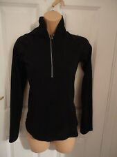 Ladies training top,black. Approx size 8. Forever 21.