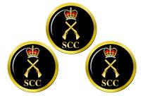 Mer Cadets SCC Chasse Complet Alésage Badge Marqueurs de Balles de Golf
