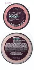 MAYBELLINE Mineral Power Naturally Luminous Blush # SOFT MAUVE II