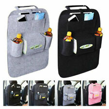 Car Seat Back Storage Bag Organizer iPad iPhone Holder Multi-Pocket Hanging