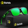 VIAHDA Men Polarized Sport Sunglasses Outdoor Driving Fishing Square Glasses Hot