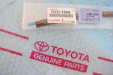 GENUINE LEXUS 06-15 IS250 IS350 IS-F UPPER WINDSHIELD MOULDING 75533-53040