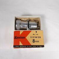 Vintage Keystone V-8 MM Viewer