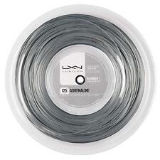 Luxilon l'adrenalina 1,25 mm 16L Tennis Stringhe 200m REEL