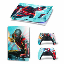 PS5 Digital Edition Skin Decal Sticker - Spiderman Design 12 - FREE P&P