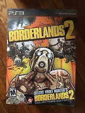 Borderlands 2 Deluxe Vault Hunter's Collector's Edition (Sony PlayStation 3)NEW