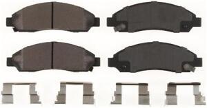 Disc Brake Pad Set-GT Front Bendix D1039CT