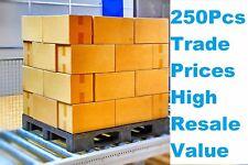 250 Pcs D-Bolt Concrete Thunder Bolts - M6 x 100 Trade Price Lot - Good resale