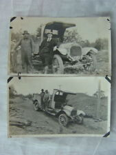 Vintage Photos Big & Fancy 1920s C Cab Mystery Pickup Truck 824