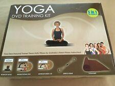 BNIB YOGA DVD Training Kit