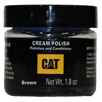 caterpillar shoes polish and brush