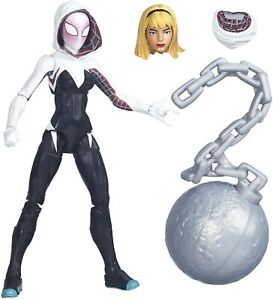 Marvel Legends Series Spider-Man Spider-Gwen Absorbing Man baf Action Figure 6""