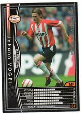 figurina CARD WCCF EUROPEAN CLUB 2004/05 PANINI NEW 107 PSV EINDHOVEN VOGEL