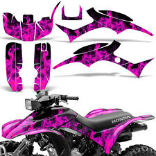 Graphic Kit Honda TRX300EX ATV Quad Decal Sticker Wrap TRX 300 EX 93-06 ICE PINK
