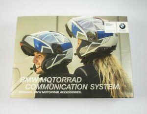 original BMW Bluetooth Motorrad Kommunikationssystem Helm 6 klein 76517726131