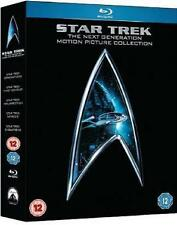 STAR TREK - THE NEXT GENERATION MOVIE COLLECTION *NEW BLU-RAY*