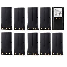 10pcs 7.2V 1800mAh Knb-16 Knb-16 Knb17 Knb-17 Battery for Kenwood Tk280 Tk290