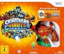 Nintendo Wii Jeu-Skylanders: Géants Booster Pack (DE/EN) (NOUVEAU & NEUF dans sa boîte)
