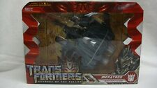 TRANSFORMERS ROTF REVENGE OF THE FALLEN MEGATRON VOYAGER CLASS NEW SEALED!