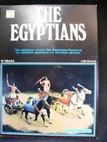ATLANTIC  la cavalerie Egyptienne antique  figurines plastique 1/32 N°1603 + box