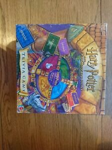 Harry Potter and the Philosopher's Stone Trivia Board Game