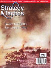 Strategy & Tactics #225: Greatest Tank Battle: Kursk, Summer '43 (New & Complete